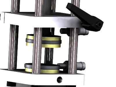 Realizzazione di Europrogetti del 2010 di rimbocco sequenziale, per effettuare rimbocchi interni profondi su scatole di piccole dimensioni